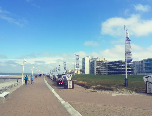 Hello goodbye, Norderney